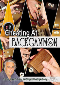 Cheating At Backgammon DVD (George Joseph)