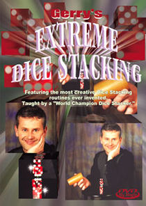 Extreme Dice Stacking DVD (Gerry)