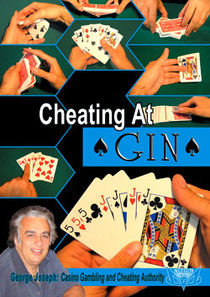 Cheating At Gin DVD (George Joseph)