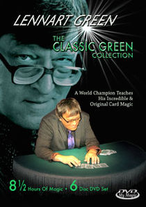 Classic Green Collection 6-Disc DVD Set (Lennart Green)