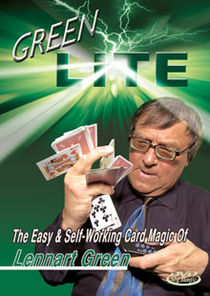 Green Lite DVD (Lennart Green)