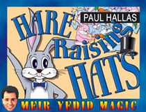 Hare Raising Hats (Paul Hallas)