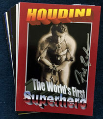 Houdini: The World's First Superhero Trading Cards