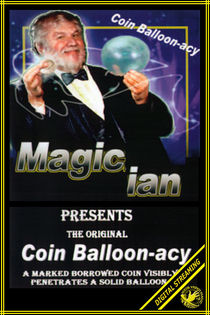 Coin Balloonacy Video (Magic Ian)