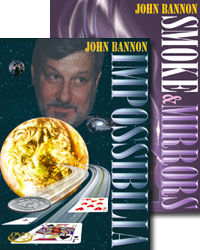 John Bannon's Impossibilia And Smoke & Mirrors DVD Set