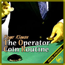 Operator Coin Routine Video (Roger Klause)