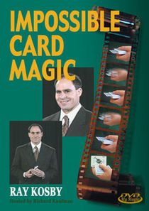 Impossible Card Magic DVD (Ray Kosby)