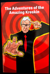 The Adventures of the Amazing Kreskin (Autographed)