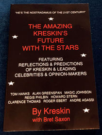 Autographed Amazing Kreskin's Future With The Stars (Kreskin)