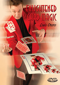 Enlightened Card Magic DVD (Luis Otero)