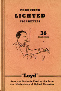 Producing Lighted Cigarettes
