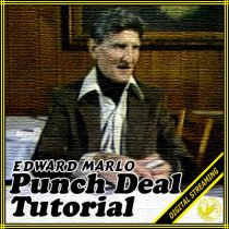 Punch Deal Tutorial Video (Edward Marlo)