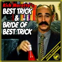 Best Trick & Bride Of Best Trick (Rich Marotta)