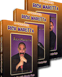 Rich Marotta Comedy Magic #1-3 DVD Set