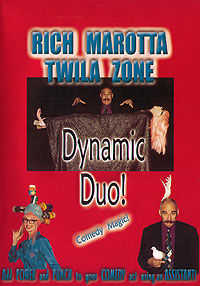 Dynamic Duo! DVD (Rich Marotta & Twila Zone)