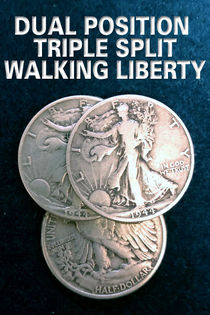 Dual Position Triple Split Walking Liberty Set