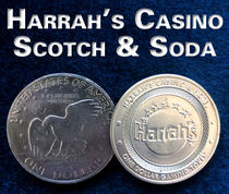 Harrah's Scotch & Soda