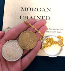 Morgan Chained (Ted Bogusta)