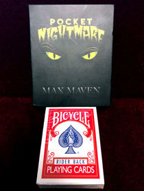 Pocket Nightmare (Max Maven)