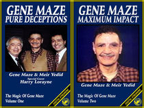 Magic Of Gene Maze 2-Video Set