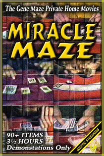Miracle Maze Video (Gene Maze)