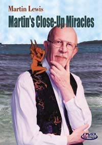 Martin's Close-Up Miracles DVD (Martin Lewis)