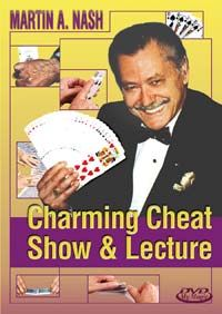 Charming Cheat Show & Lecture DVD (Martin A. Nash)