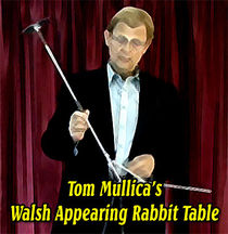 Walsh Appearing Rabbit Table (Tom Mullica)