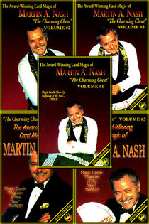 Charming Cheat Volume #1-5 Video Set (Martin A. Nash)