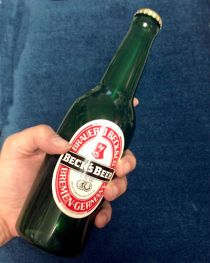 Vanishing Beer Bottle (Norm Nielsen)