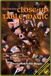 Close-Up Table Magic Video (Karl Norman)