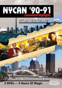 NYCAN 90-91 Convention Highlights 2-DVD Set