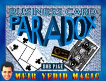 Business Card Paradox (Bob Page)