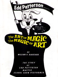 Edd Patterson Art Of Magic, Magic Of Art
