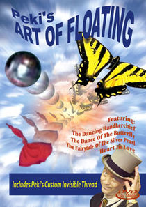 Art Of Floating DVD (Peki)