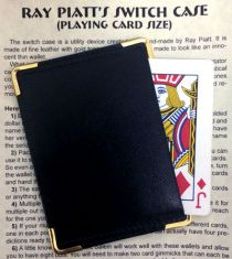 Switch Case: Playing Card Size (Ray Piatt)
