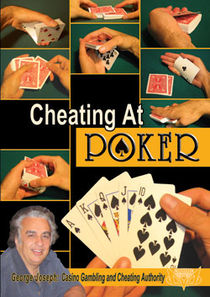 Cheating At Poker DVD (George Joseph)