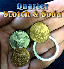 Quarter Scotch & Soda (Martinka)