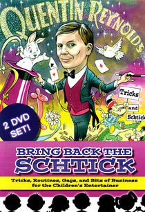 Bring Back The Schtick 2-DVD Set (Quentin Reynolds)