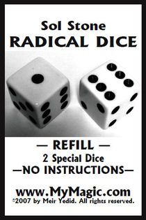 Radical Dice Refill (Sol Stone)