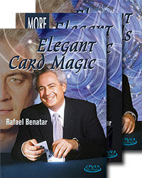Rafael Benatar's Elegant Magic #1-3 DVD Set