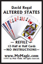 Altered States Refill Cards (David Regal)