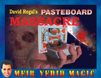Pasteboard Massacre (David Regal)