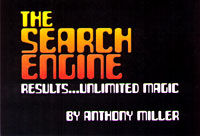 Search Engine (Tony Miller)