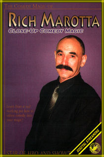Close-Up Comedy Magic (Rich Marotta)