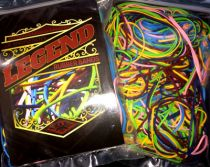 Legend Rubber Bands (Joe Rindfleisch)