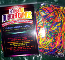 Rainbow Rubber Bands (Joe Rindfleisch)