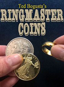 Ringmaster Coins (Ted Bogusta)