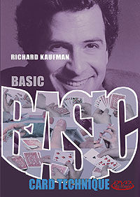 Basic Card Technique DVD (Richard Kaufman)