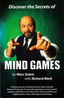 Secrets of Mind Games Package (Marc Salem, Richard Mark)